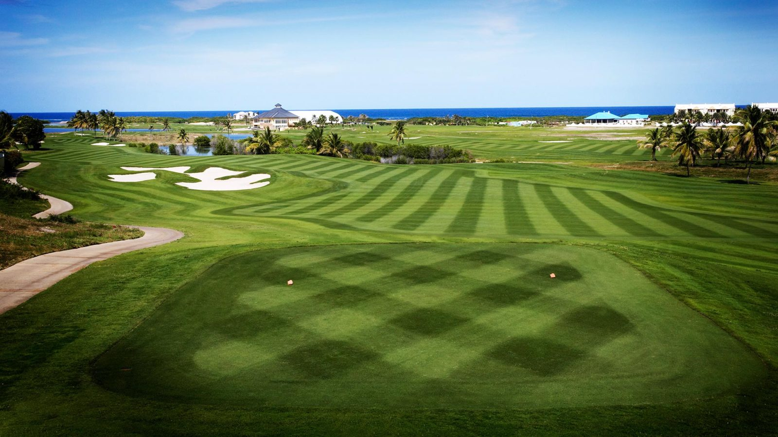 Royal-St Kitts golf-Course