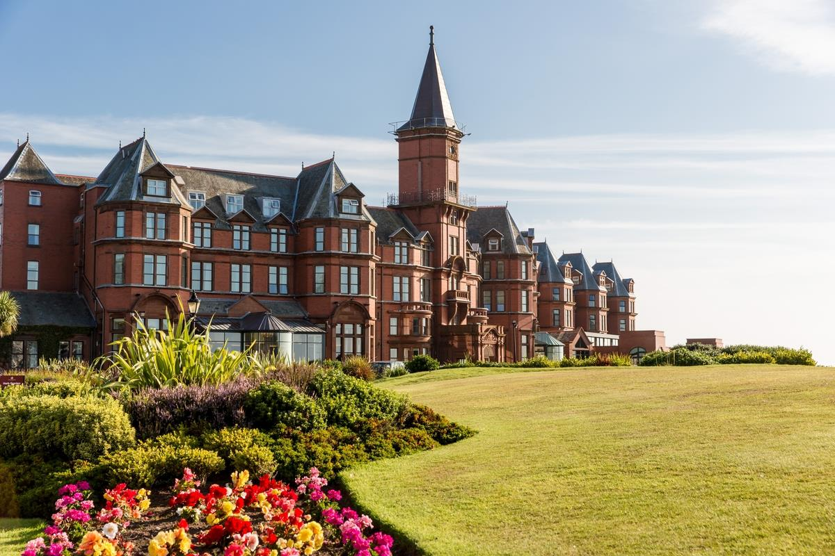 Slieve Donard Hotel Rooms