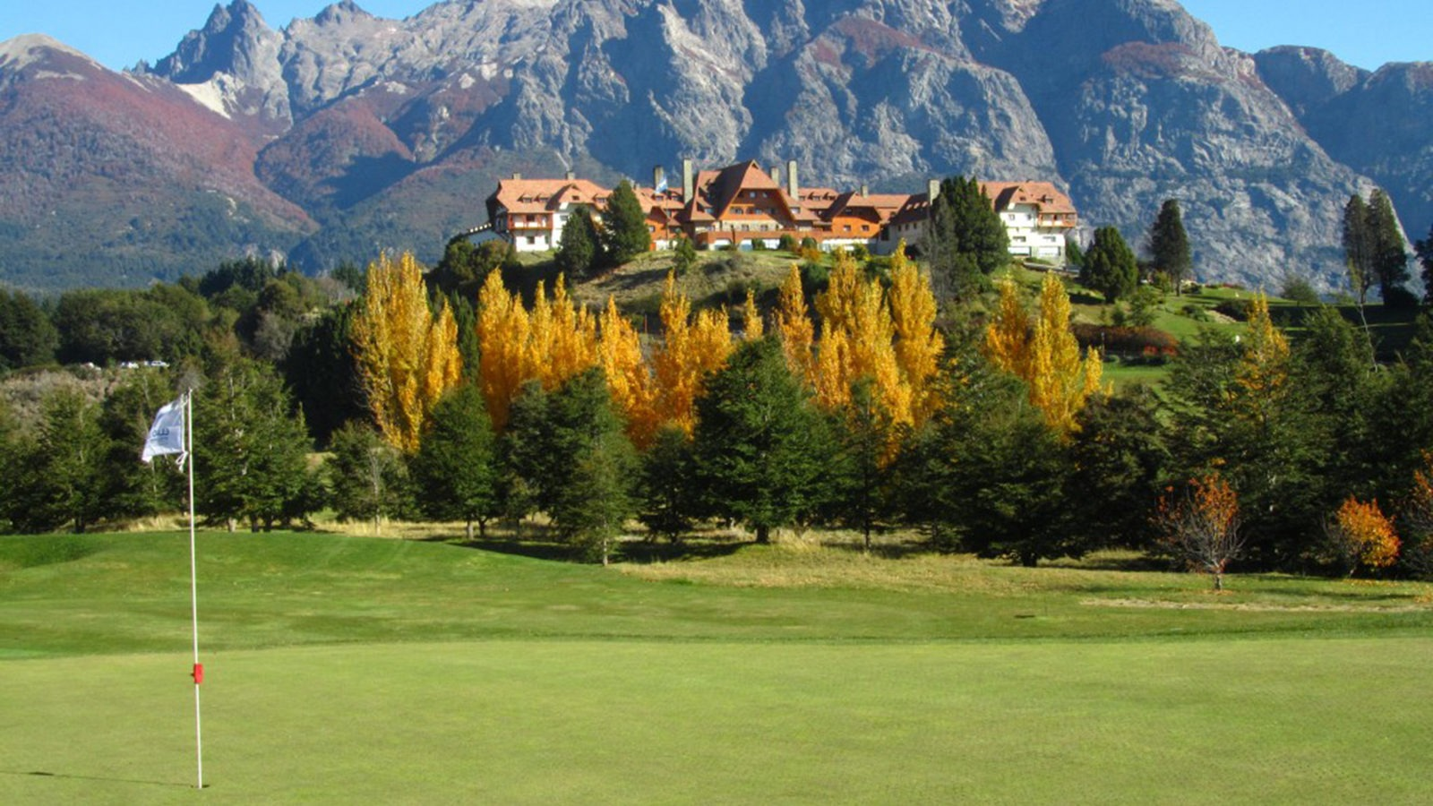 Buenos Aires Patagonia Golf-Argentina golf-Llao Llao Golf Club Patagonia
