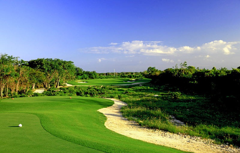 Cana Bay golf course Dominican Republic