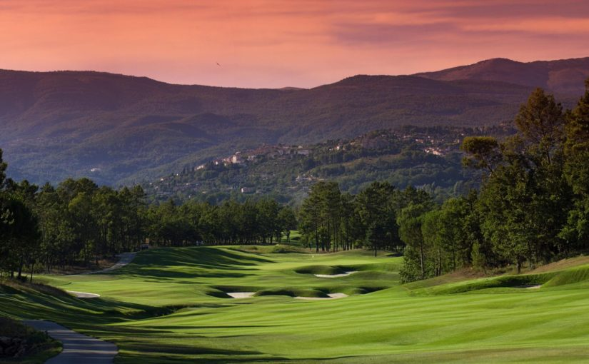 Chateau Trou, Terre Blanche France Golf