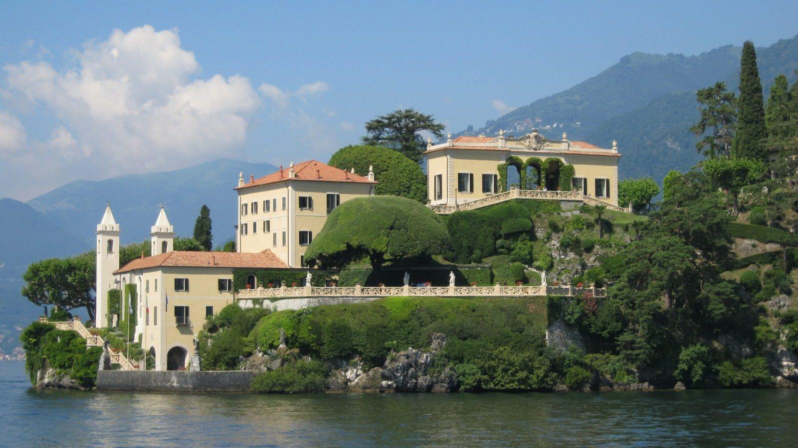 Italy golf itinerary italian lakes maggiore for Villa d este como ristorante