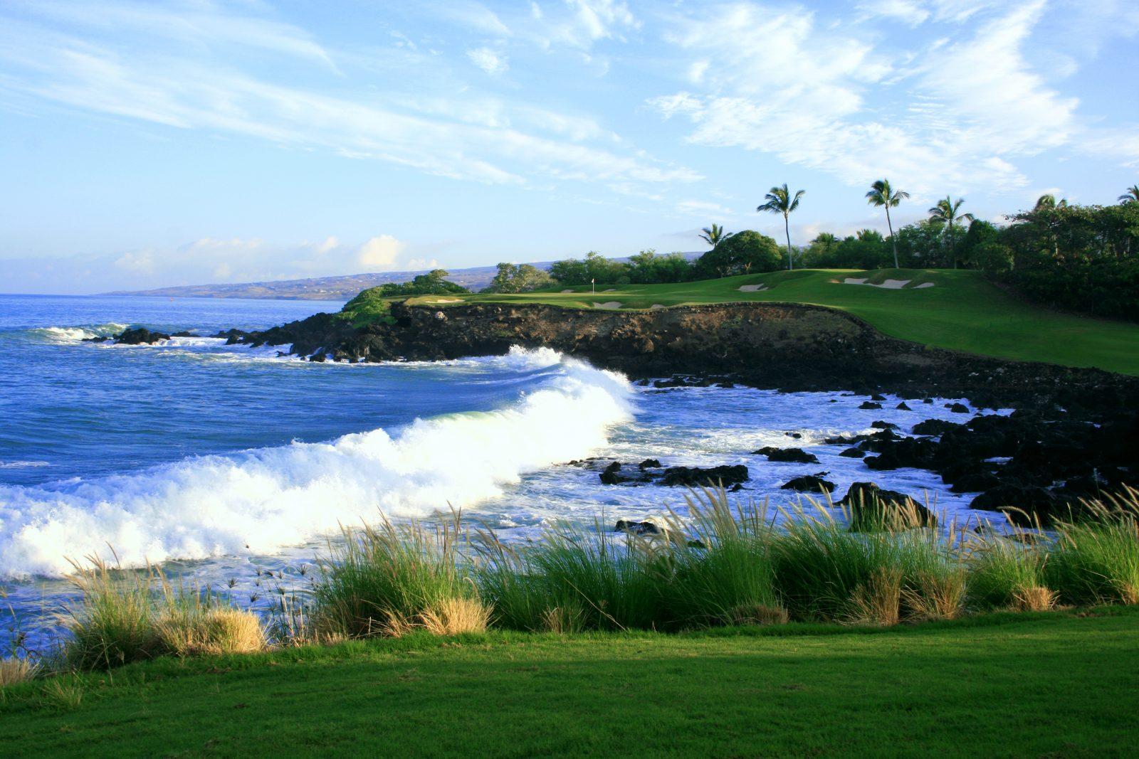 Mauna-Kea-Hawaii golf