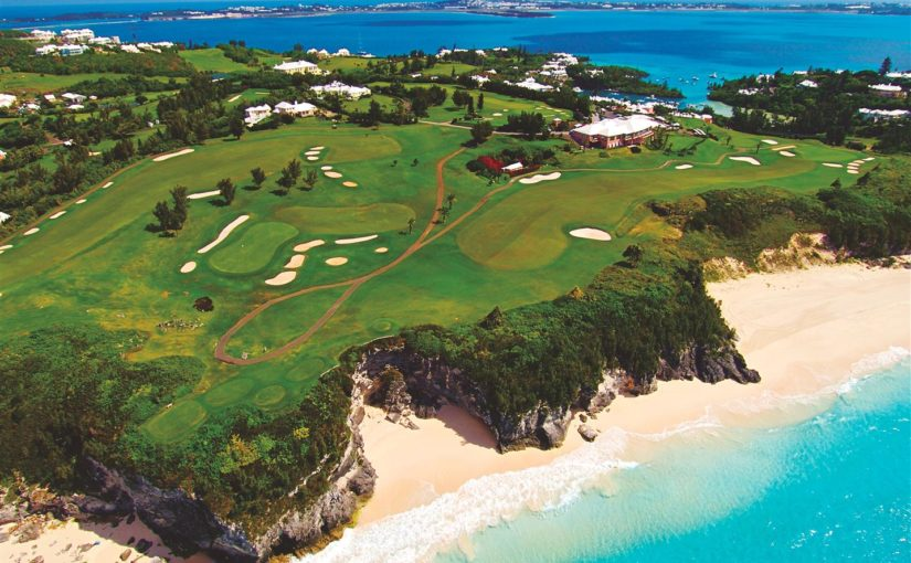 Mid Ocean Club Golf Course, Bermuda