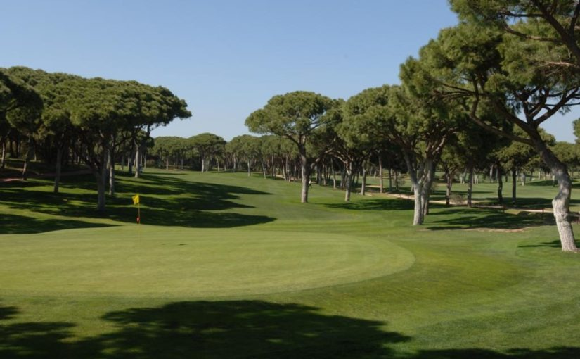 Oceanico Old Course, Algarve Portugal golf