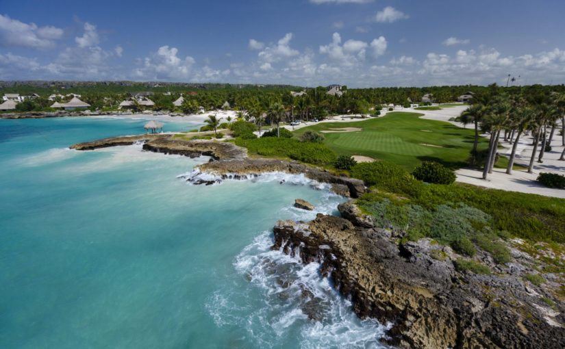 Punta Espada golf course Cap Cana, Dominican Republic