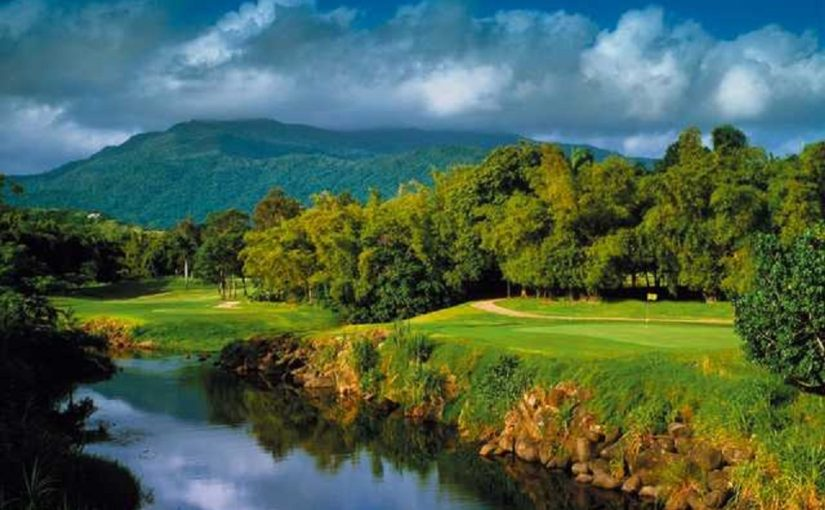 Rio Mar River Golf Course, Puerto Rico