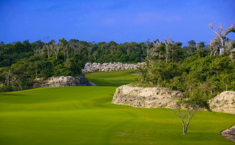Rivera Maya Golf Course, Rivera Maya Mexico Golf