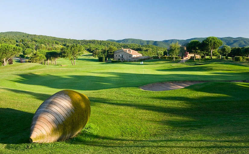 Spain Golf club-golf-d-aro-Costa Brava