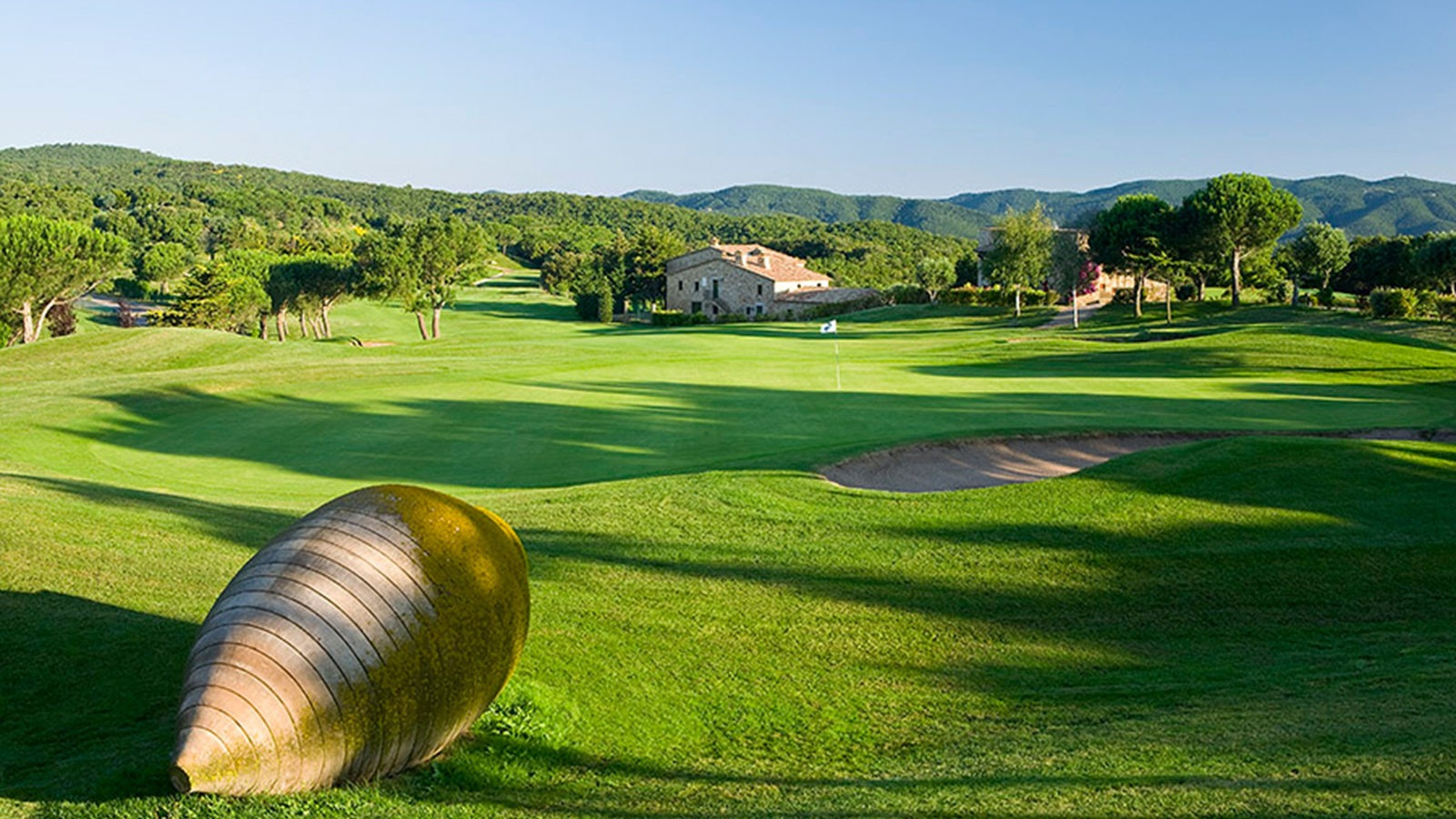 Costa Brava golf-Spain-Golf-club-golf-d-aro-Costa-Brava