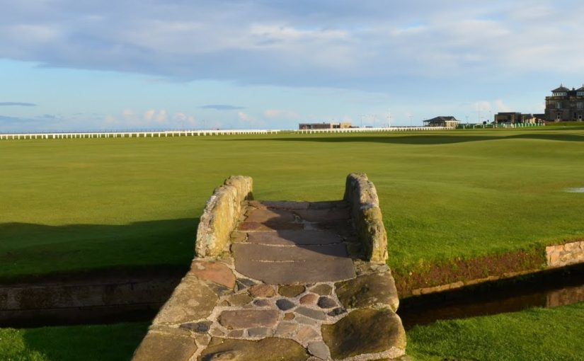St Andrews golf-Course-Scotland