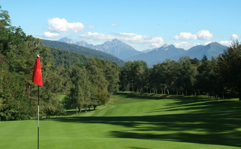 Villa D'Este Italian Lakes golf course