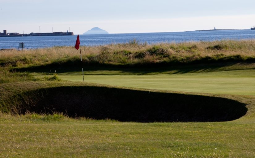 Western Gailes golf scotland