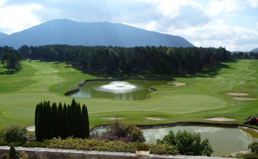 chateau-taulane golf club france