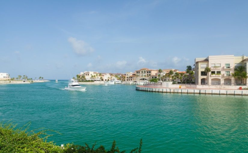 Ancora Punta Cana golf-CAP-CANA-WATERFRONT
