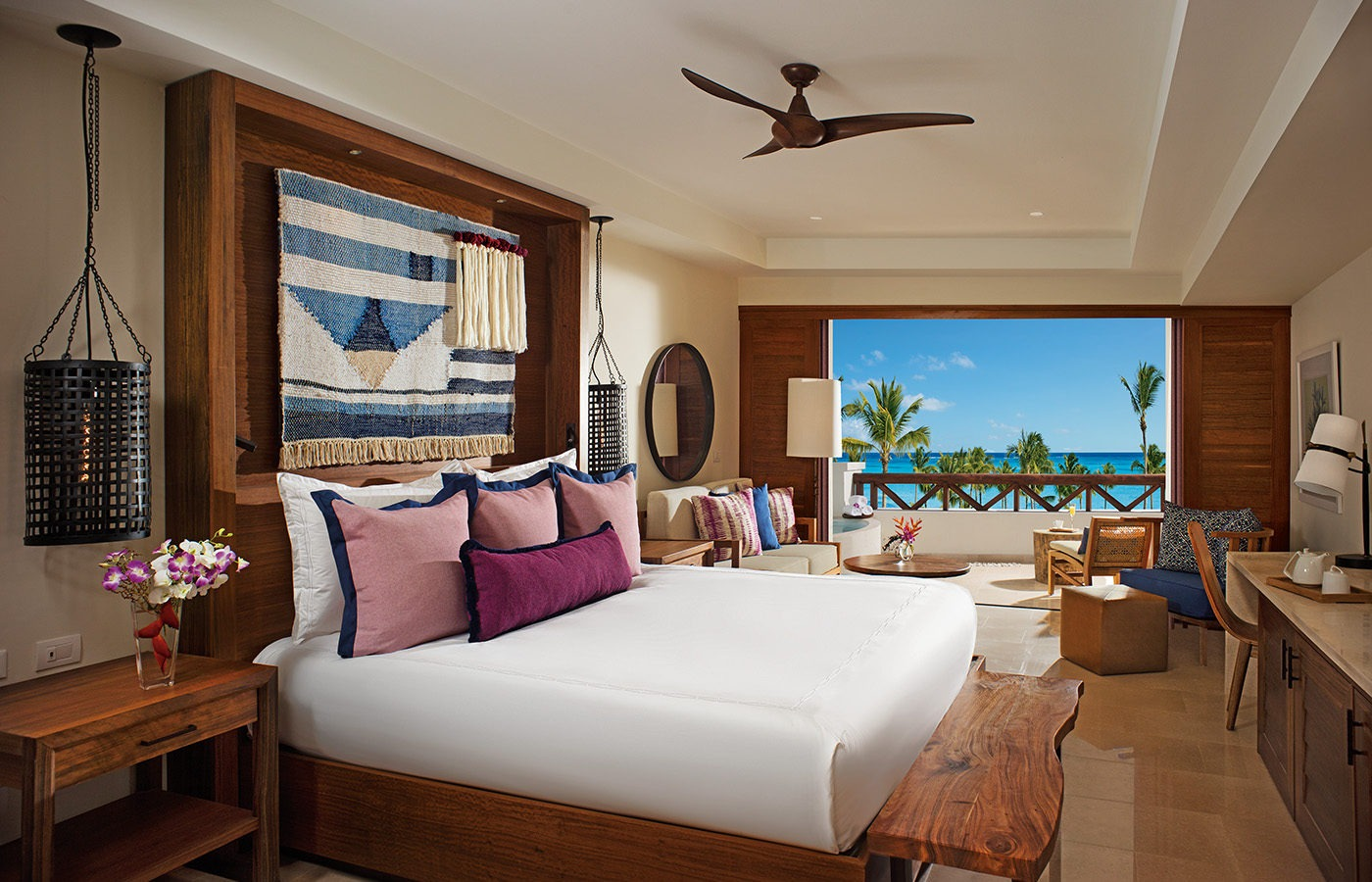 Secrets Cap Cana Golf Resort 3-room interior view 2
