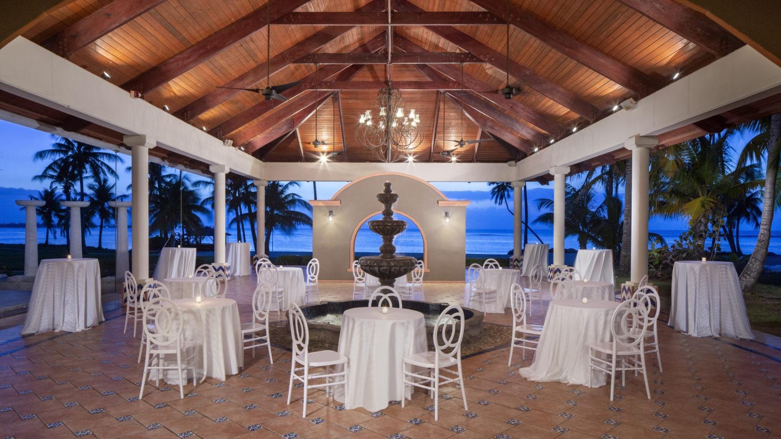 the resort at coco beach-puerto rico-golf destination 6-El Mirador event space